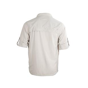 Wildcraft Wildcraft Men Full Sleeve Pro Hiking Shirt - Light Grey