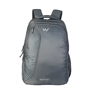 0e1357dfb776 Buy Corpro Laptop Backpack With Back Ventilation And Rain Cover - Grey  Online | Laptop Backpacks at Wildcraft