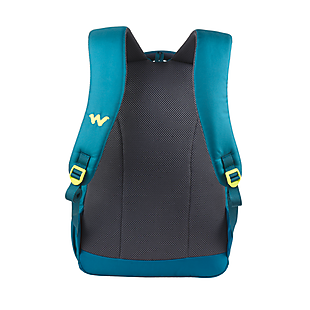 Wildcraft Virtuso Laptop Backpack With Internal Organizer - Teal