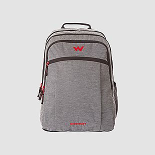 Wildcraft Melange 5 Backpack Bag - Black