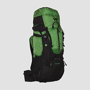 Wildcraft Rucksack For Trekking Gangotri Plus 65L - Green