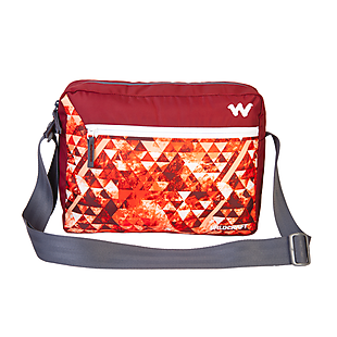 Wildcraft Wildcraft Crossbody-M Sling - Geo Orange