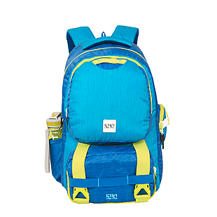 Wildcraft Wiki Detachable Backpack - Pliant - Blue