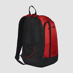 Wildcraft Roh Laptop Backpack - Red