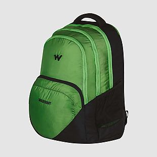 Wildcraft Azi Laptop Backpack - Green