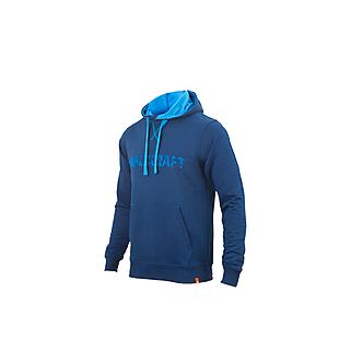 Wildcraft Men Sweatshirt Hoodie Print - Navy Blue