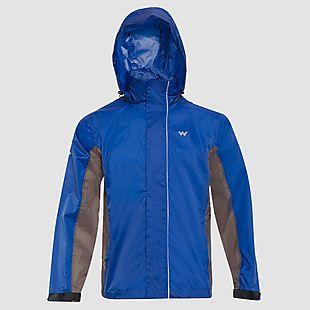Wildcraft Unisex Rain Jacket - Blue