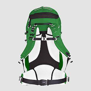 Wildcraft Rucksack For Trekking Adri 45L - Green