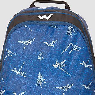 Wildcraft Nature 2 Backpack Bag - Blue