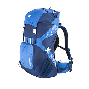 Wildcraft Rucksack For Trekking Zephyr 40L - Blue