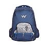 Wildcraft Imprint Laptop Backpack With Gadget Organizer - Blue